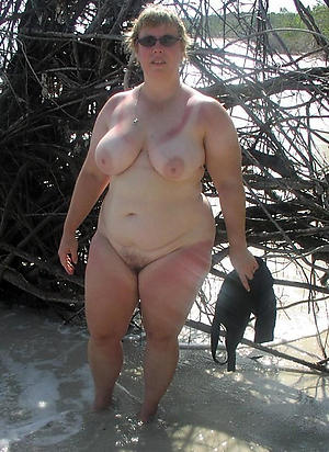bbw naked mature amateur pics