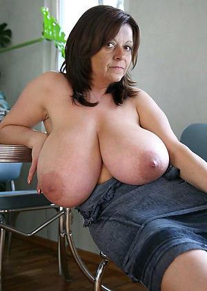 big granny tits homemade pics
