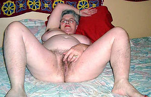 horny grannys hairy cunt