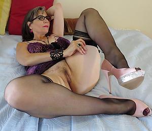 free pics of grannies relative to brazen heels
