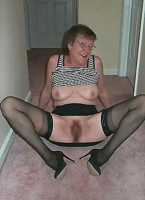 naked grannies in high heels