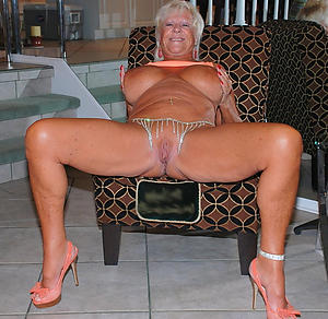 dominate grannies in high heels nude pics