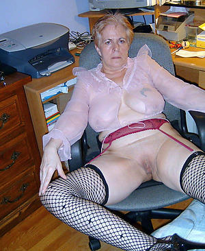 homemade grannys private pics