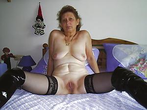 unorthodox pics of homemade layman granny