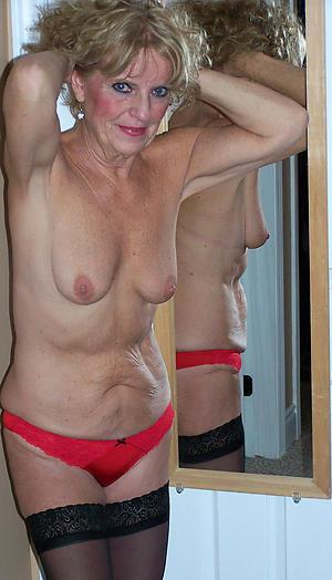 sexy granny homemade nude pics