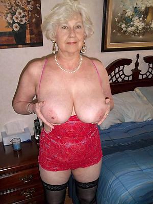 naked homemade granny porn pic