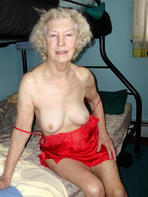 nude grandmother reticent pics
