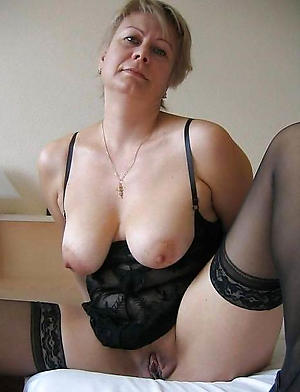 sex-crazed granny mature vulva