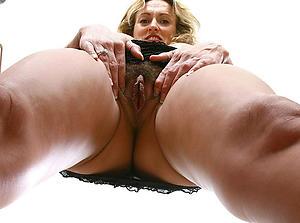 conscientious granny mature vulva