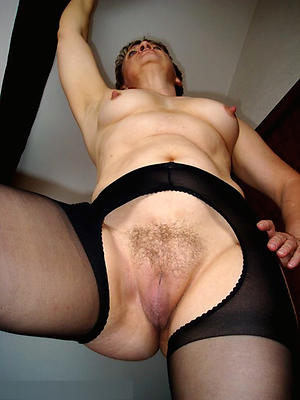 horny grannie stockings cold pics