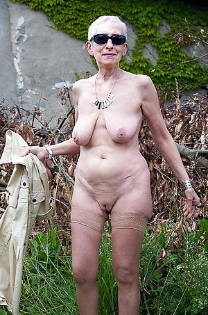shaved granny pussy private pics