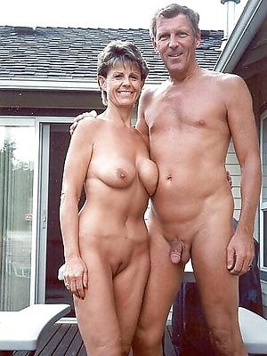 starkers pics of older couple porn