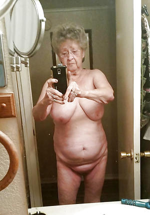 nude pics of very old granny