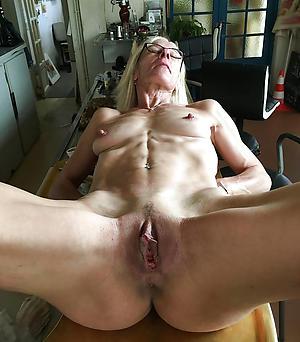 huge granny nipples love posing nude