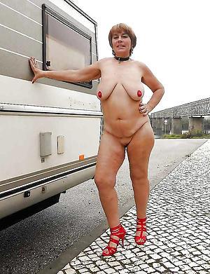 older women in heels porn pics