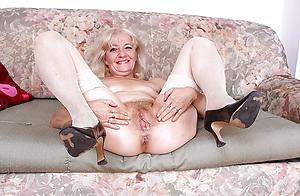 amazing older women here heels porn pic