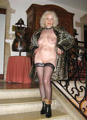 older women in stockings homemade pics