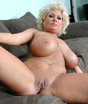 nice old blonde women revealed pics