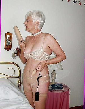 extravagant granny lingerie photos