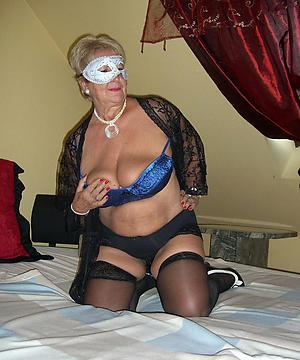 easy pics of granny lingerie porn