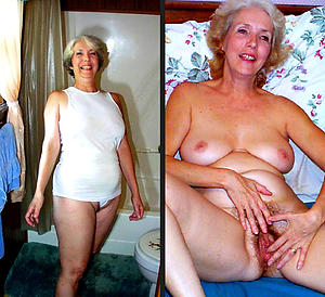 nude pics of old women dressed revealed
