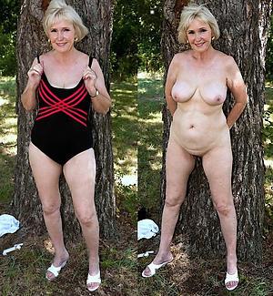 lovemaking galleries of old women dressed undressed