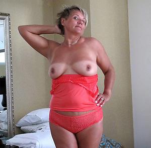 nude older unembellished housewives