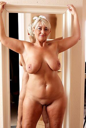 sexy elder woman mere