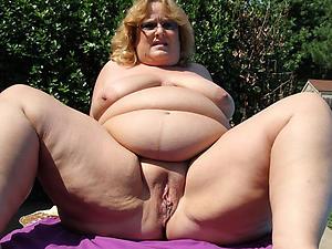 nice chubby granny porn pics