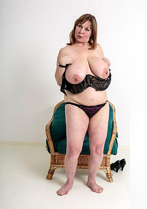 naked fat older women