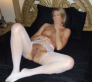 lay bare old ladies in stockings