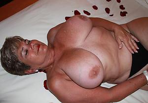 granny hulking tits private pics