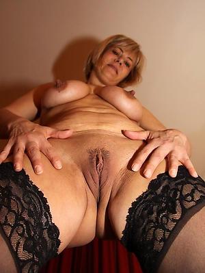 granny twats posing nude