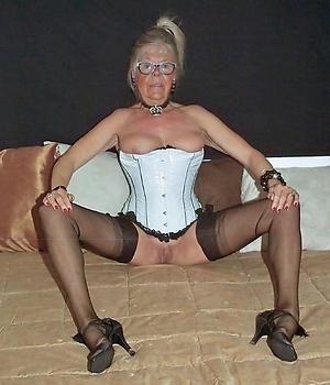 old twats posing nude