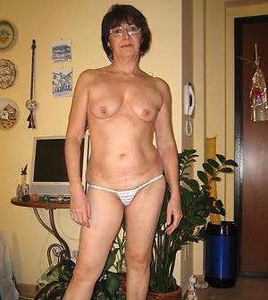sexy granny panties pussy