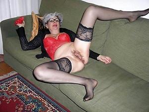 porn pics of dispirited granny feet