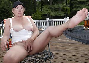 substandard granny foot fetish