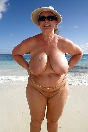 dazzling sexy busty grannies
