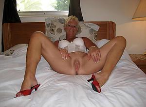 defoliate granny in heels