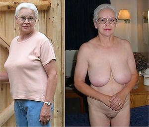 naughty granny dressed denuded galleries