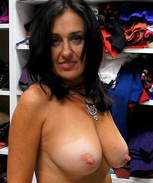 xxx pictures of old lady with long nipples