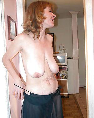 nude pics of saggy granny tits