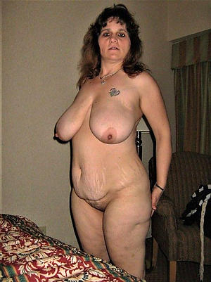 amazing older women on every side saggy tits