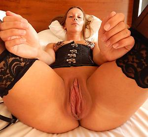 astonishing granny twat nude photo