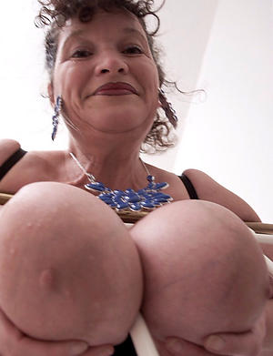 divest fat busty granny pic
