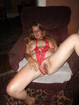old women in underclothing with tight pussy