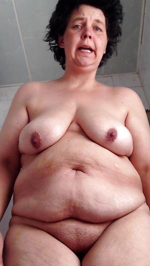 grotesque bbw grannys tits