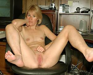 skinny hairy granny pussy in porn