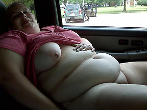 nasty tits bbw older women