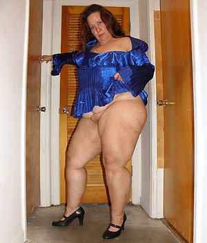 free pics of obese senior women